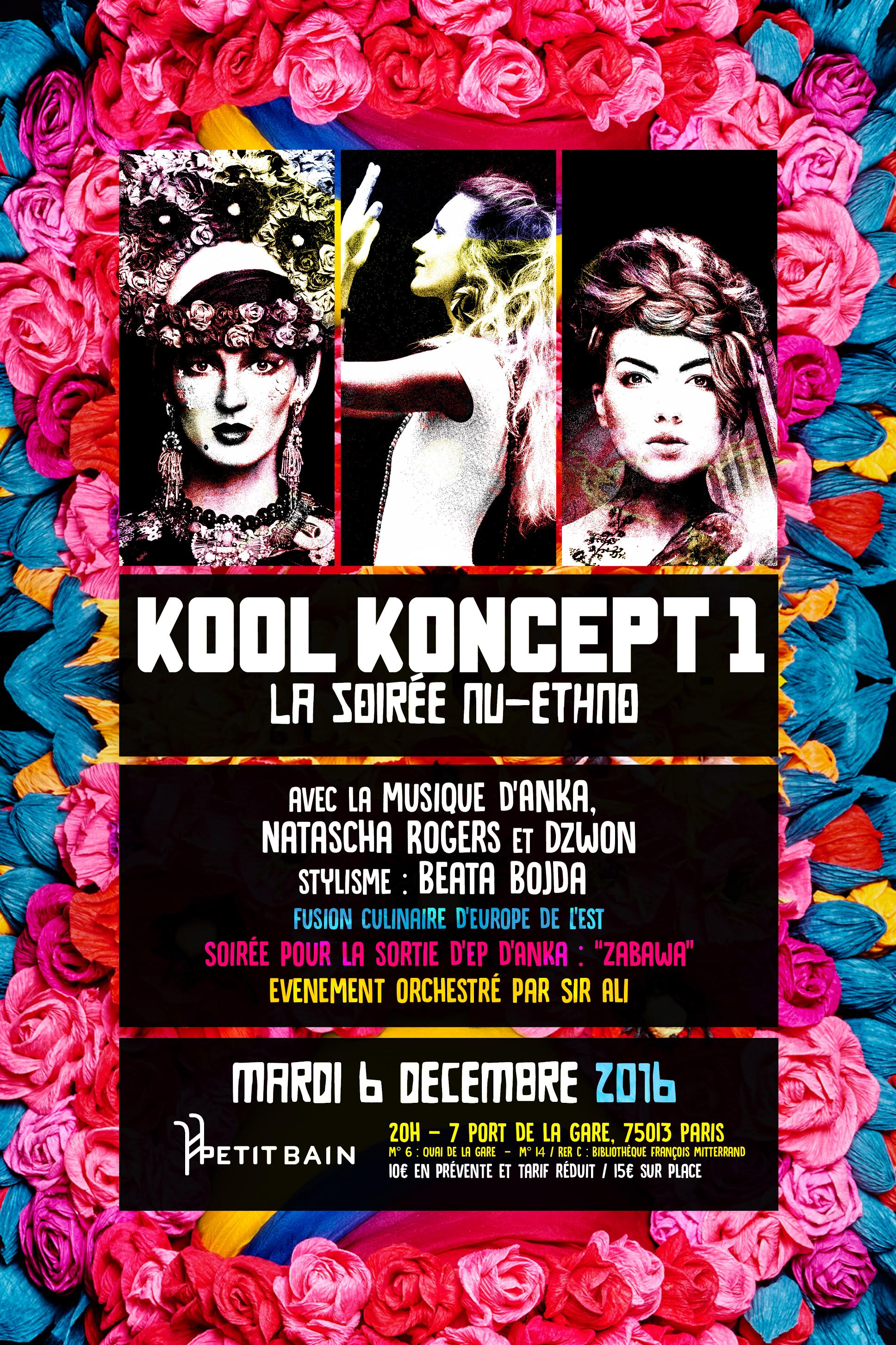 Kool Koncept_La soirée Nu-Ethno-06/12/2016
